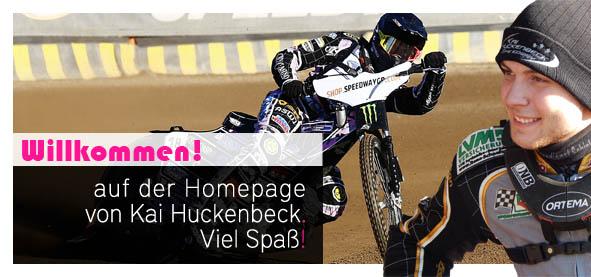 Kai Huckenbeck Speedway